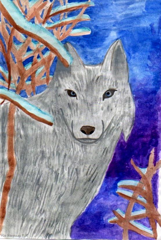 Illustration:Pia Kastner, 5A (September 2018)